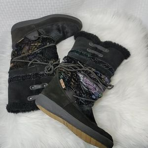 Tecnica vintage Made in Italy boots size 37